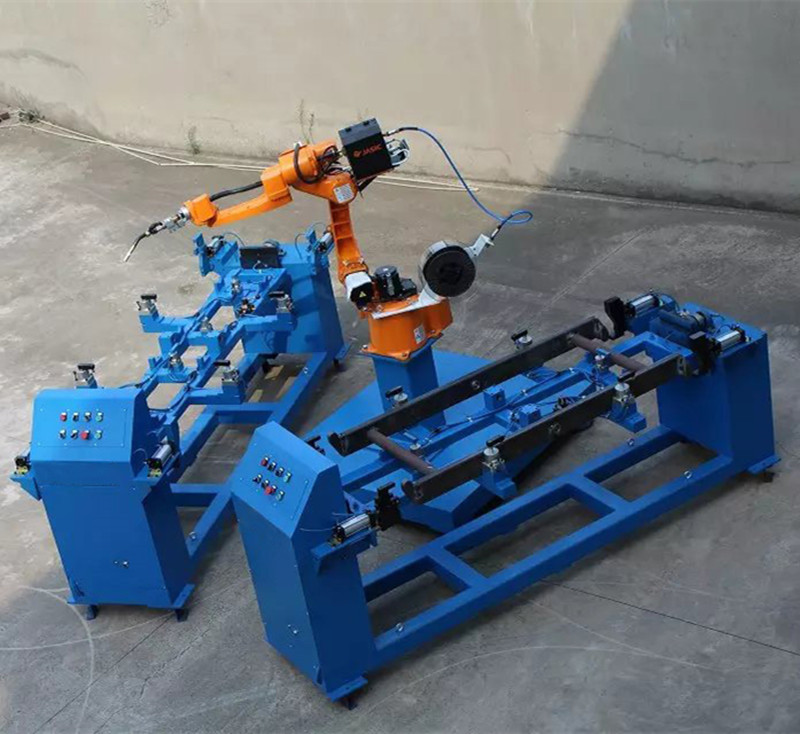 6 Axis Welding Robot ,cnc Welding Robot With 6 Axis With