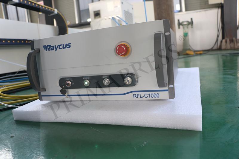 1000w Pm4015 Cnc Fiber Metal Laser Cutting Machine