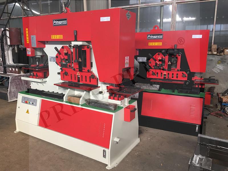 Hydraulic Ironworker Machine 90ton