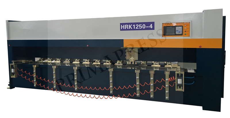 Stainless Steel Cnc V Grooving Machine Nanjing Prima Cnc