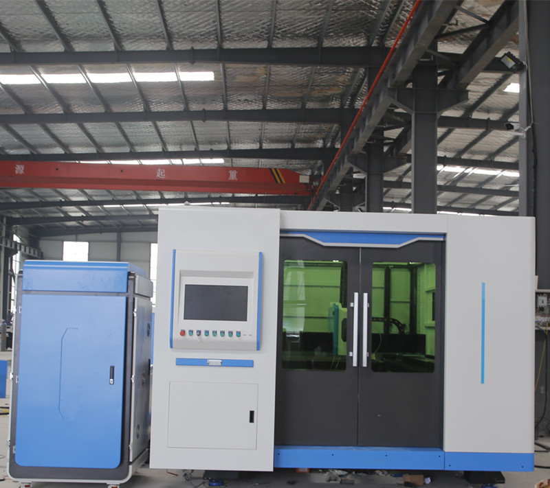 Ipg 2000w Fiber Laser Cutting Machine Price With Cnc Fiber