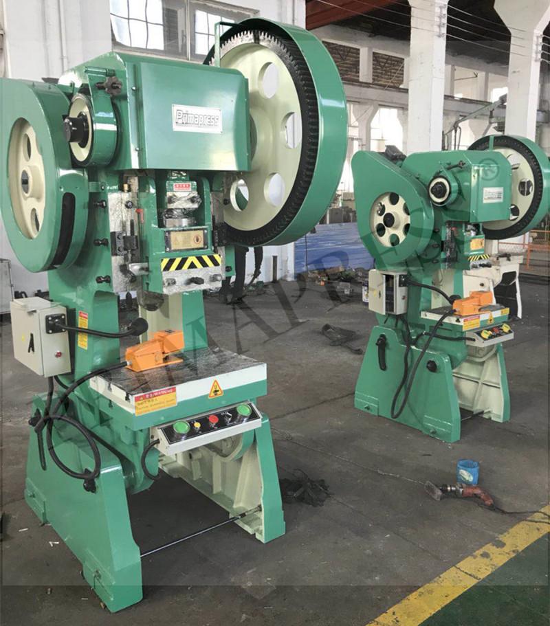 J23 Mechanical press machine 63ton 40ton – Nanjing Prima CNC