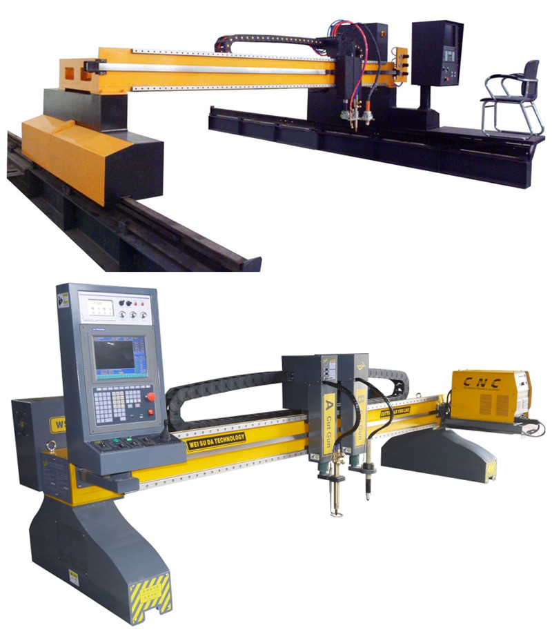 Gantry Type Cnc Plasma Cutting Machine Cnc Plasma Cutter